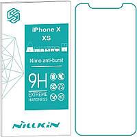 Защитное стекло Nillkin iPhone X / XS (Amazing H) (Айфон Х Икс 10)
