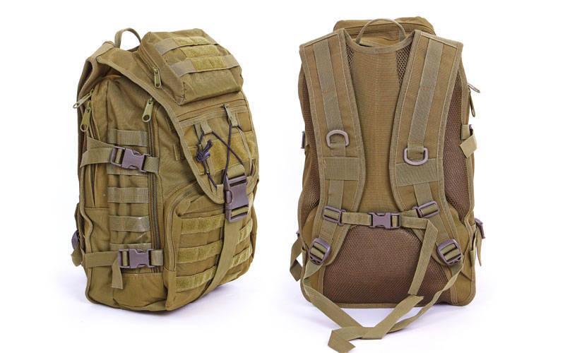 Рюкзак тактичний штурмової SILVER KNIGHT TY-9900