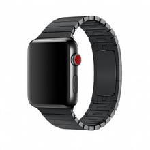 Ремешок для смарт-часов Apple Watch 4244mm Link Bracelet Space Black
