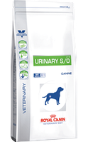 Ветеринарная диета для собак Royal canin Urinary (при лечении мочекаменной болезни) 14 кг