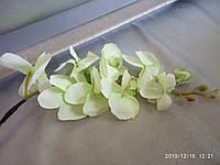 Декор орхидея, большая. №7. Искусственный декор.