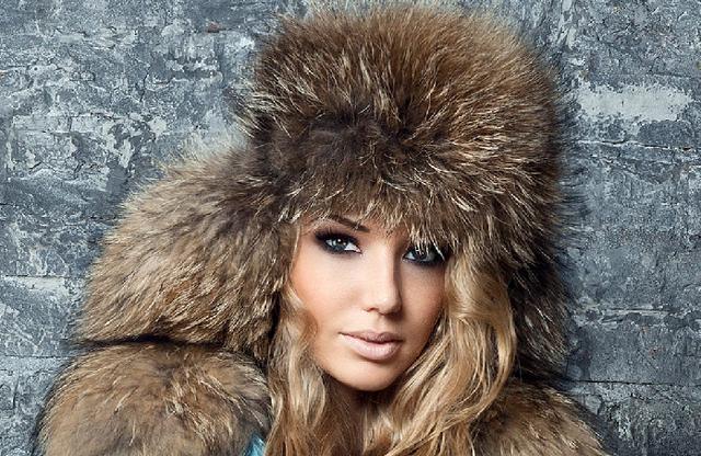 Женские шапки ушанки из натуральных мехов