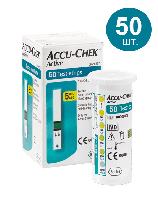 Тест полоски Акку-Чек Актив №50 (Accu-Chek Active)