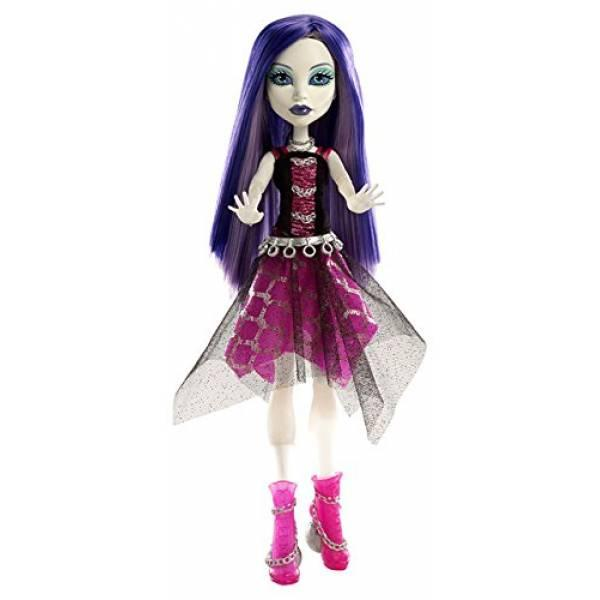 Monster High Она живая Спектра Вондергейст It's Alive Spectra Vondergeist Doll