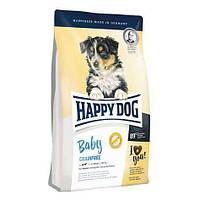 Корм беззерновой для юниоров средних и крупных пород собак Happy Dog Baby Grainfree Хэппи Дог