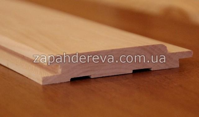 Вагонка деревянная сосна, ольха, липа Урзуф