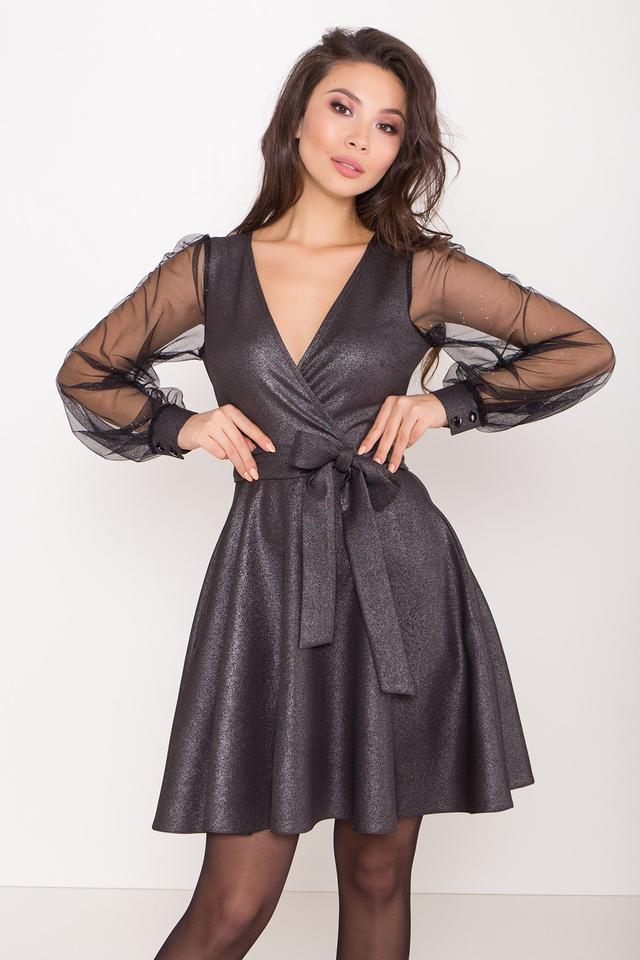 Фото Эффектного нарядного платья Джелла
