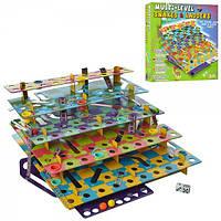 Настольные игры (игровое поле-лабиринт, шарики), 88120
