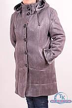 Дубленка женская искусственная MAX_HT 6088 Размер:54,60