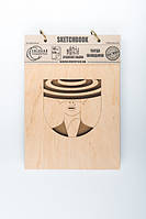 Скетчбук Drevych Face А5 40 аркушів (0156127)