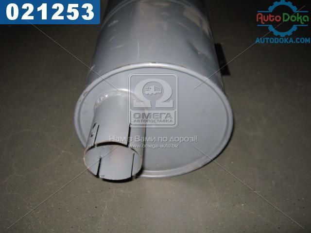 Глушитель МАЗ 5337 (производство  Вироока)  5337-1201010