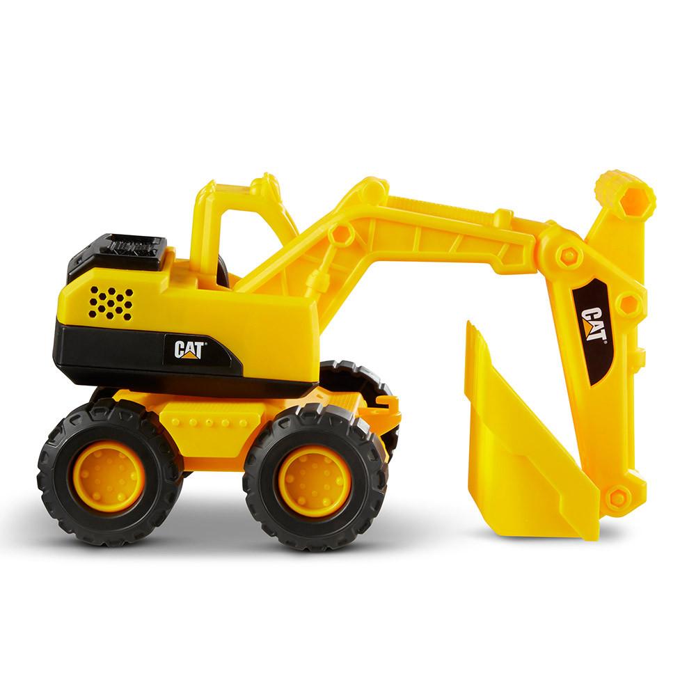 Мини-строительная техника CAT Экскаватор, 17 cm  Funrise CAT  82015F