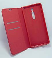 Чехол-книжка для смартфона Xiaomi Mi9T (Redmi K20) красная MKA