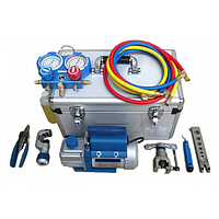 Набор инструмента для монтажа кондиционера Ice Loong TK-8A в чемодане