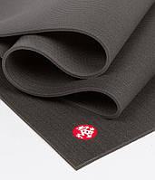 Manduka PRO Extra Long черный коврик для йоги