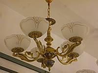Люстра классическая подвесная