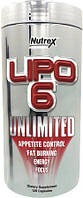 Lipo 6 UNLIMITED Nutrex (120 капс.)