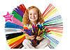 Набор плюшевой проволоки разных цветов 100шт