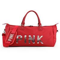 Сумка женская Pink Красная 149757