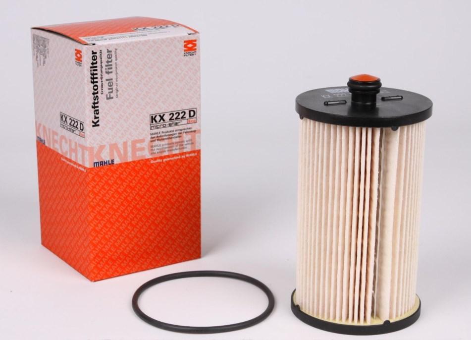 Фильтр топливный VW Crafter 2.5TDI 06- KNECHT KX222D