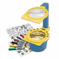Crayola набор проектор крайола миньены Minions Sketcher Projector