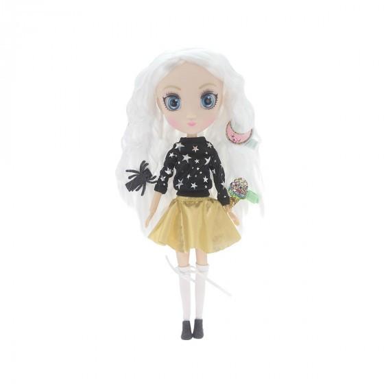 Кукла SHIBAJUKU S4 - ЙОКО (33 cm, 6 точек артикуляции, с аксессуарами) HUN8527