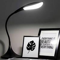 Настольная светодиодная лампа LED Lux SP120BK (Black)
