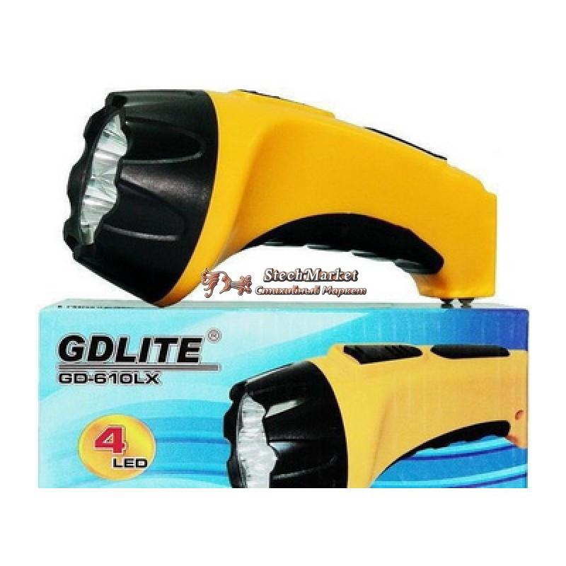 Фонарь GD-Light GD-610 LX