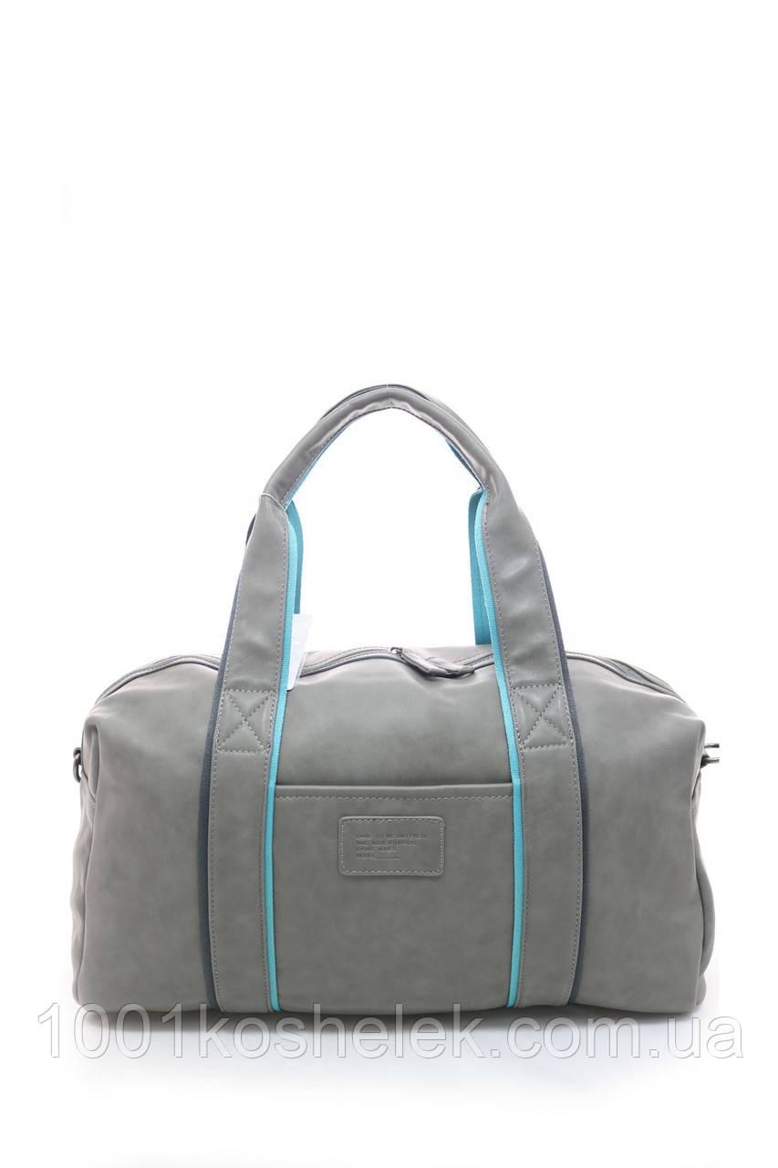 Дорожная сумка David Jones 5917-1 D.Grey