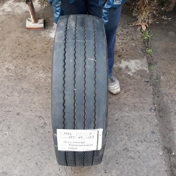 Грузовые шины б.у. / резина бу 225.75.r17.5 Continental Conti Hybrid LS3 Континенталь