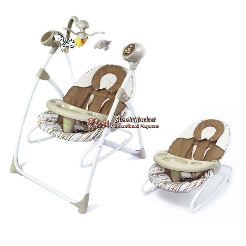 Детское кресло - качалка BT-SC-0005