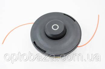 Катушка шпуля черная с кольцом 2,5 мм для мотокосы , фото 3