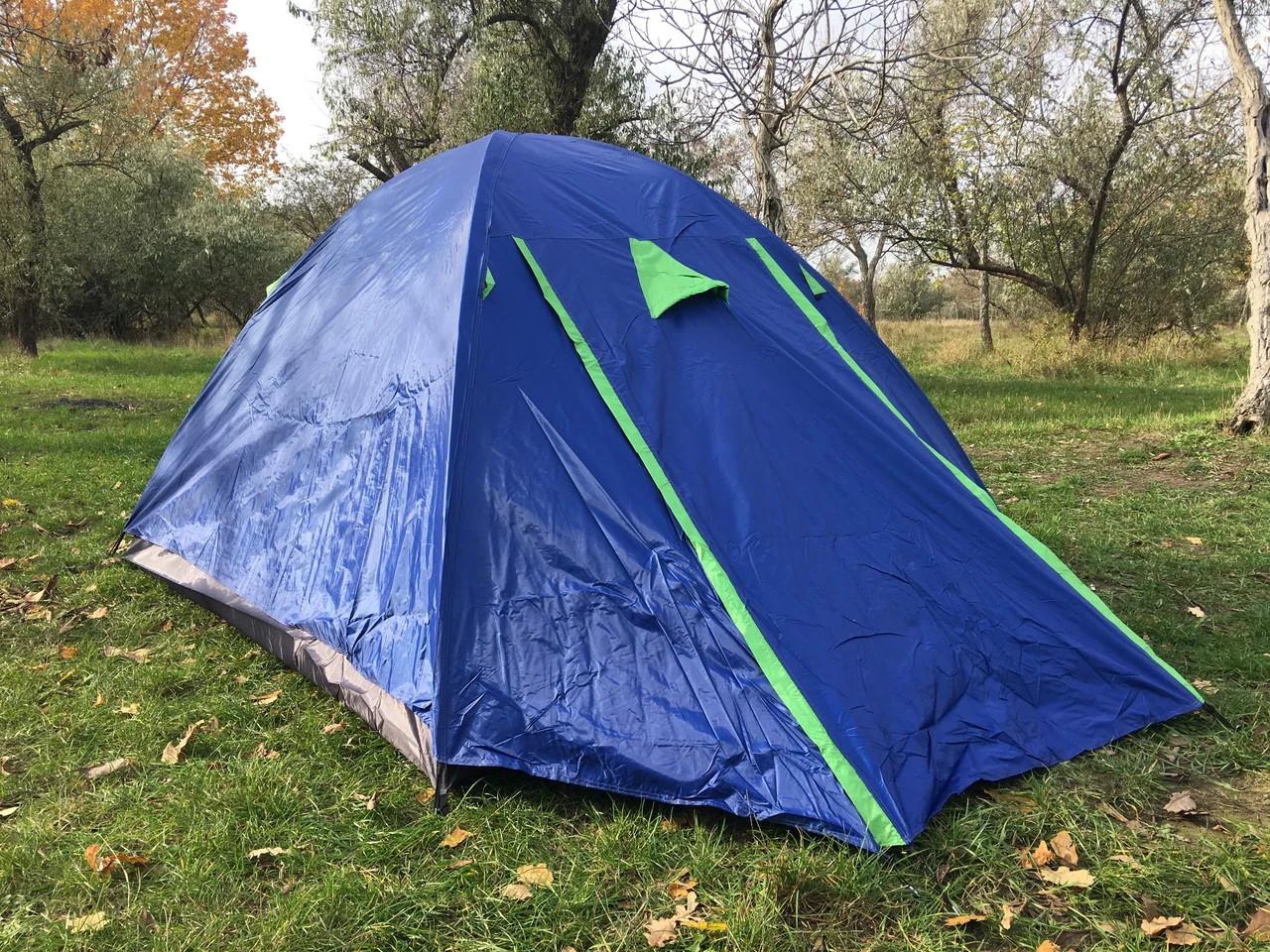 Шестиместная палатка универсальная SY-017