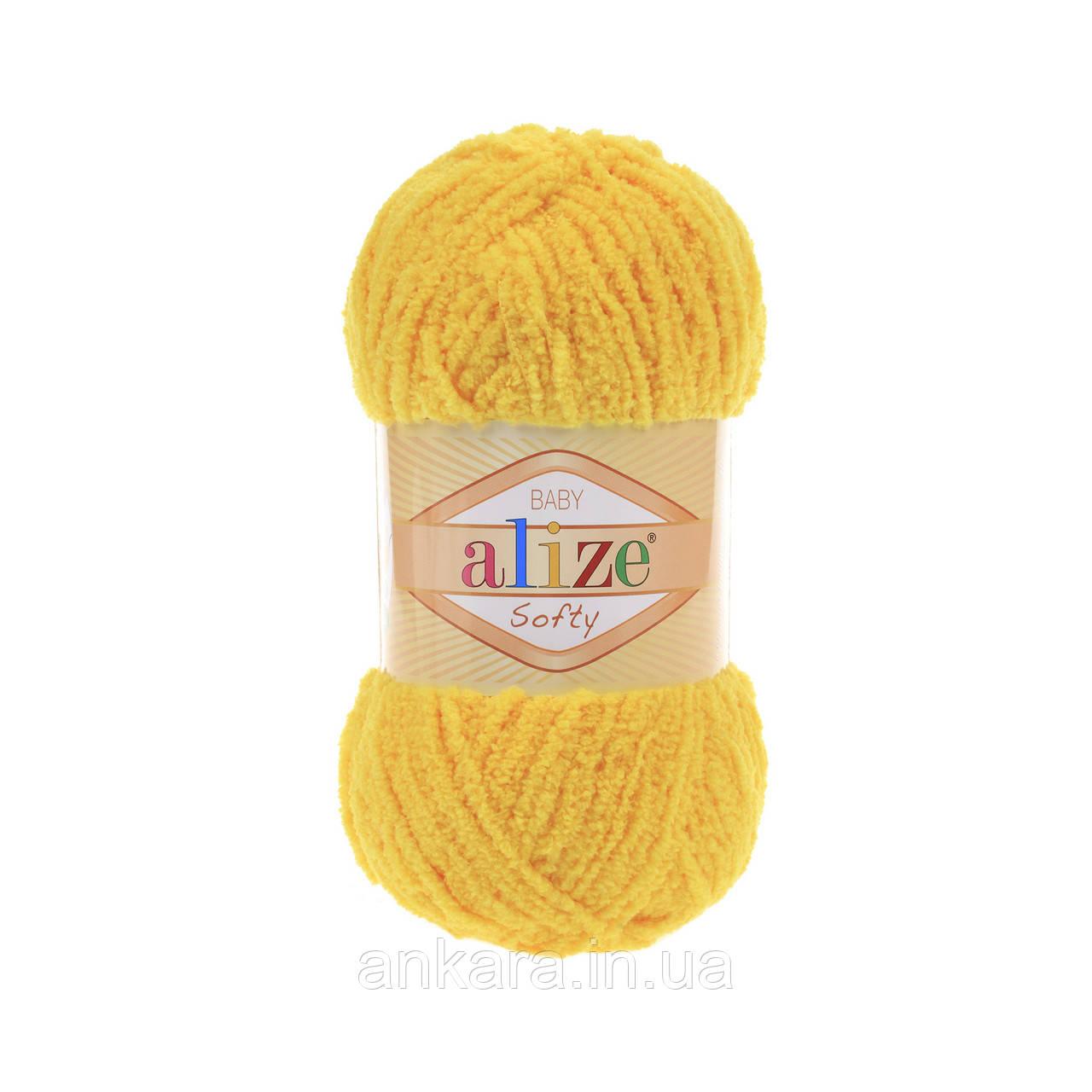 Пряжа Alize Softy 216