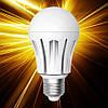 Светодиодная лампа ELECTRUM A60 11W E27 2700 AL LS-30