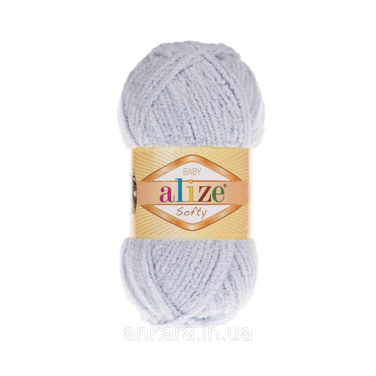 Пряжа Alize Softy 416