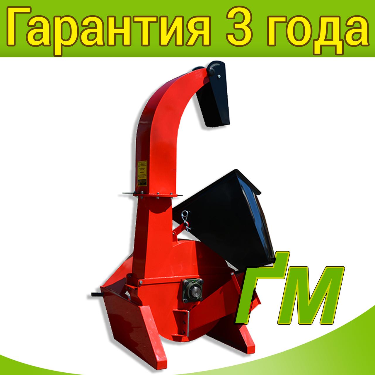 Измельчитель веток 4М-130Т