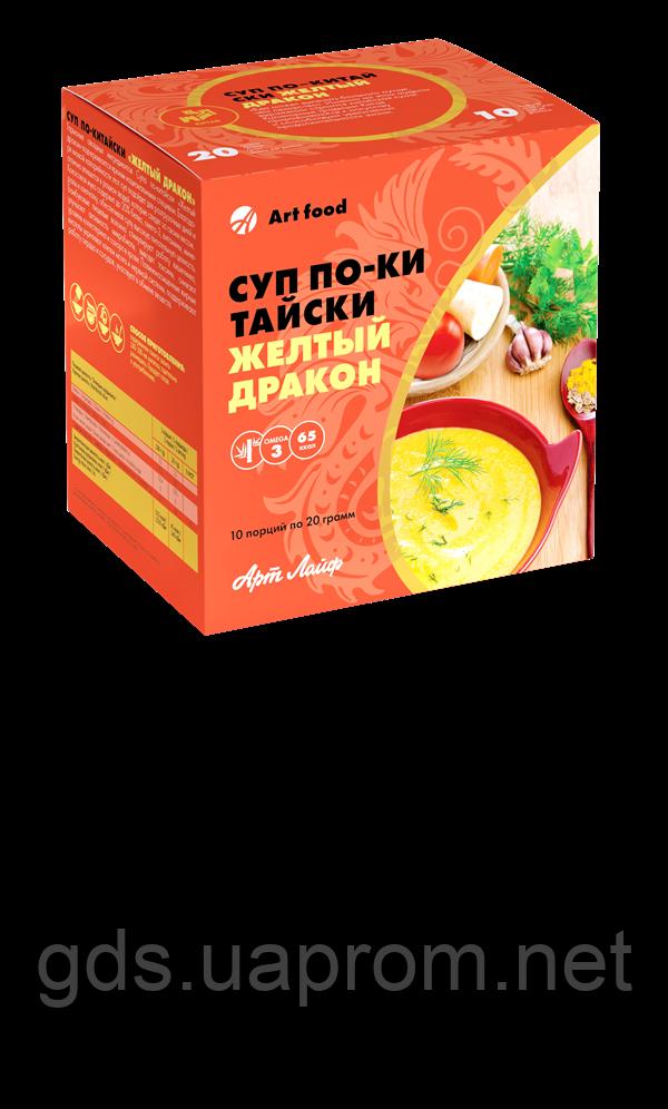 """Суп по-китайски """"Желтый дракон"""", 10пак."""