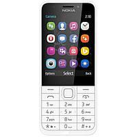 Мобильный телефон Nokia 230 Dual Silver (A00026972), фото 1