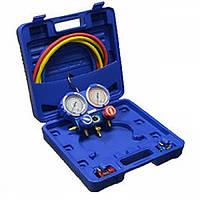 Манометрический коллектор R32-R22-R404A-R410-R407C (Ice Loong)