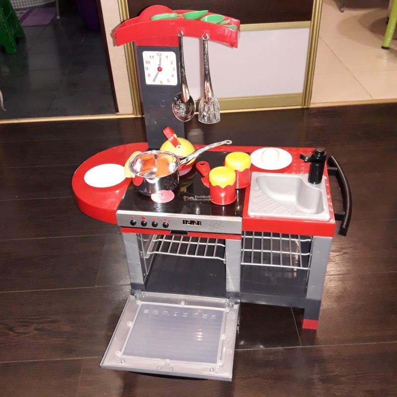 Детская игровая кухня 011