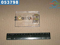 ⭐⭐⭐⭐⭐ Плафон освещения салона ГАЗ 3110,ВАЗ 2107,АЗЛК 2141,ИЖ 12В (производство  ОСВАР)  15.3714