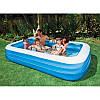 Семейный надувной бассейн Easy Intex 58484 (305x183х56 cм), фото 2