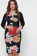 Жіноче плаття приталене, фото 1