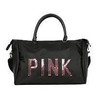 Сумка женская Pink Черная 149643