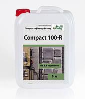 MultiChem. ГіперПластифікатор-Прискорювач Compact-100R, 5 л. ГиперПластификатор-ускоритель для бетона., фото 1
