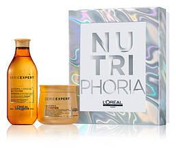 Подарунковий набір l'oreal Professionnel Serie Expert Nutrifier для сухого волосся
