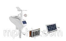 Професійна метеостанція MISOL WH6007 (3G WCDMA) з сонячною панеллю