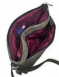Сумка с вышивкой лентами РОМАШКИ, фото 4
