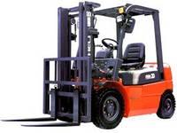 Дизельные и газ-бензиновые погрузчики HELI грузоподъемностью 2500 кг